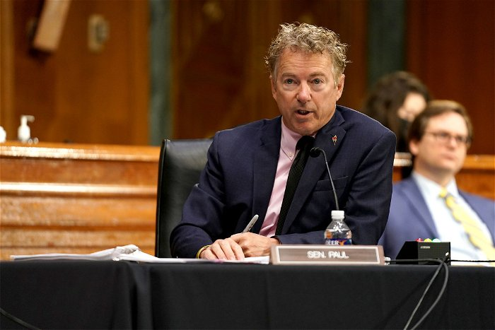 Rand Paul says he's received death threats amid clashes with Fauci