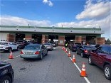 Heavy traffic delays expected around Delaware City vaccination event