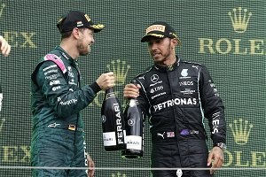 Hamilton 'proud' of Vettel for making stand with 'Same Love' t