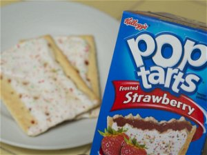 NY woman suing Kellogg's over fruit filling in strawberry Pop-Tarts