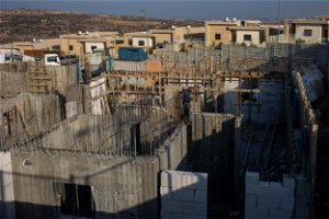 US says it 'strongly' opposes Israel's settlement expansion plans