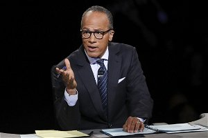 'Fairness is overrated': NBC's Lester Holt incites Twitter mob with provocative monologue about 'journalistic responsibility'