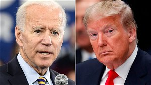 Trump knocks Biden for 'weakness and lack of support for Israel' as violence intensifies