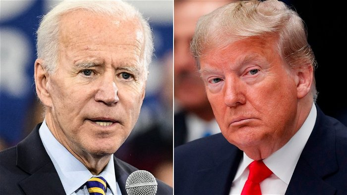 Trump blasts Biden over border crisis: 'Totally out of control'