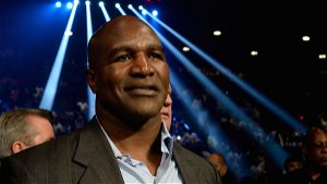 Evander Holyfield to make comeback against Mike Tyson's final opponent