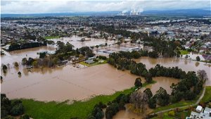 Woman's body found in floodwater as Victoria's storm toll rises