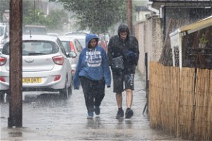 Torrential rain and 50mph winds on the way as Met Office issues warnings