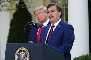 Revealed: Donald Trump conspiracy supporter Mike Lindell launches business in UK