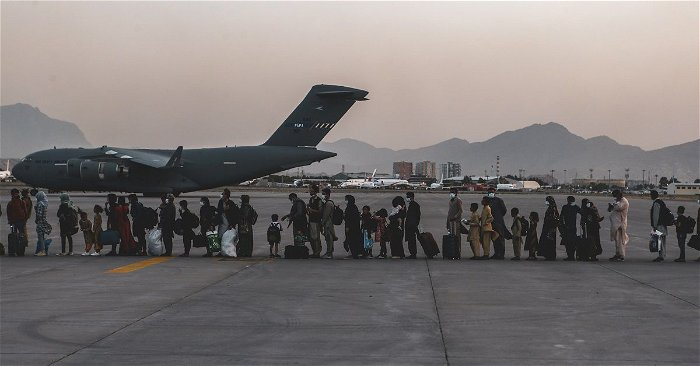44 Afghan evacuees flagged by US as possible security threats