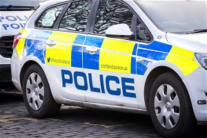 One arrested after man reportedly stabbed in forearm