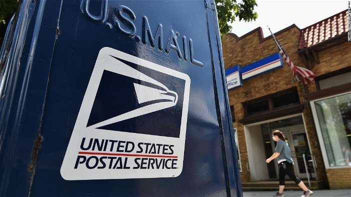 US Postal Service removing mailboxes for security reasons ahead of inauguration