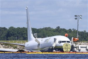 Loss of braking cited in 2019 Florida plane incident