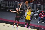 Harden leads Nets over Heat, LeBron sparks Lakers