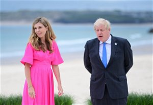 G7 summit: 'We should build back in more feminine and gender neutral way', says Boris Johnson