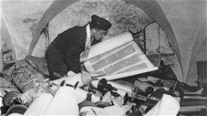 Justice Department recovers 17 Jewish artifacts stolen during the Holocaust
