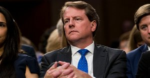 Apple Is Said to Have Turned Over Data on Trump's White House Counsel in 2018
