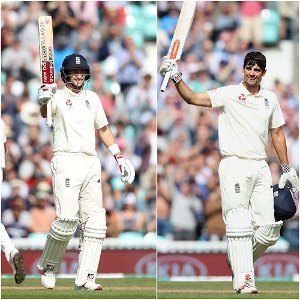 How Joe Root compares with England greats as he becomes all-time top run