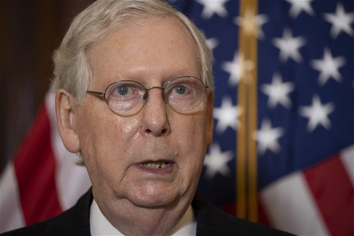McConnell pushed Trump to pick Amy Coney Barrett the night of Justice Ginsburg's death: documentary