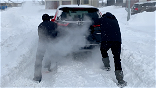 'Some were new to clearing streets': Contractors hired by city to dig out Saskatoon will only be paid for finished work