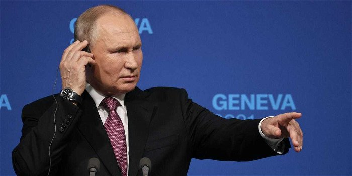 Putin compares BLM to opposition groups, foreign entities in Russia
