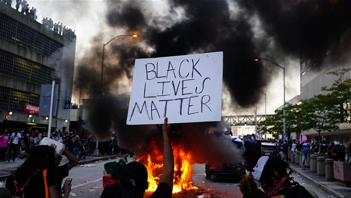 Two-thirds want BLM riots probed, more than Jan. 6