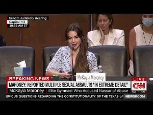 McKayla Maroney says FBI lied about her abuse allegation