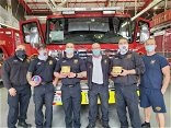 Plano Fire Chief Makes Good on Tradition Following COVID-19 Illness