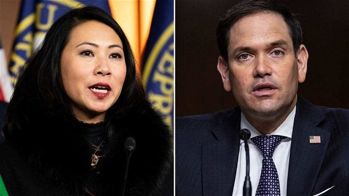 Rep. Stephanie Murphy says she's 'seriously considering' 2022 challenge to Rubio