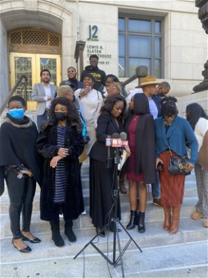 'Sometimes it takes a woman to do the job'; Family reacts to indictment in Jamarion Robinson case