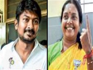 Tamil Nadu assembly elections: Complaints against Udhayanidhi Stalin, Vanathi Srinivasan
