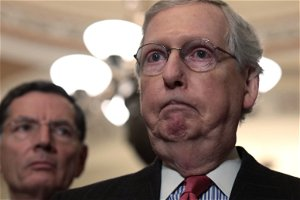 McConnell seeks to end feud with Trump