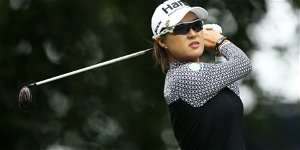 Maguire equals lowest round in major history