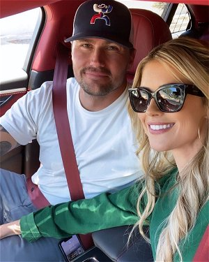 """Flip or Flop's Christina Haack Warns Fans About """"Rude"""" Comments on Photo With Boyfriend Josh Hall"""