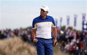 In a 4th decade of the Ryder Cup, Garcia still going strong