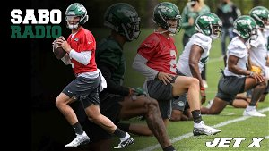 Jets host 5 players for tryouts during rookie minicamp