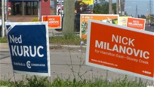Now it's your turn: Canadians to head for the polls