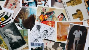 In praise of the picture postcard