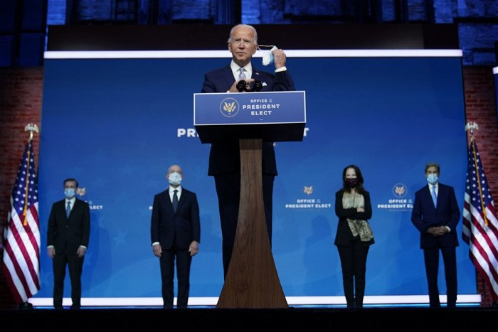Analysis: Biden prioritizes experience with Cabinet picks