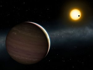 AFA calls on amateur astronomers to observe the transit of the exoplanet WASP