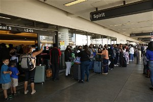 Spirit Airlines cancellations stretch into fourth day