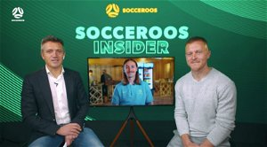 How to watch: Socceroos Insider Episode Two - featuring Irvine, Maclaren and Jamieson