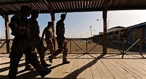Britain to withdraw nearly all its troops from Afghanistan