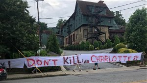 Residents rally to save Charlotte Street from redevelopment