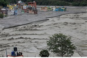 1 Indian, 2 Chinese killed in Nepal flood