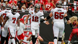 Falcons show fight before falling 48-25 to Buccaneers in Week 2