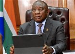 Cyril Ramaphosa takes strain as depth of Covid-19 crisis sinks in