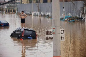 China warned of future disasters as Zhengzhou floods toll passes 50
