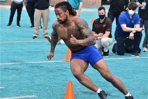 Former CCU DB Mallory Claybourne battled a tough upbringing, torn ACL to get shot at NFL