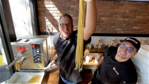 Italian-born DalMoros Fresh Pasta to Go opens first US location on St. Petersburg's Central Avenue