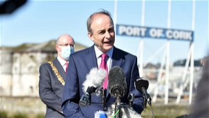 Taoiseach says Northern Ireland must not 'spiral back to dark place'